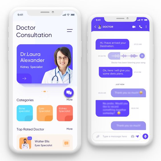 mobile-doctor-app