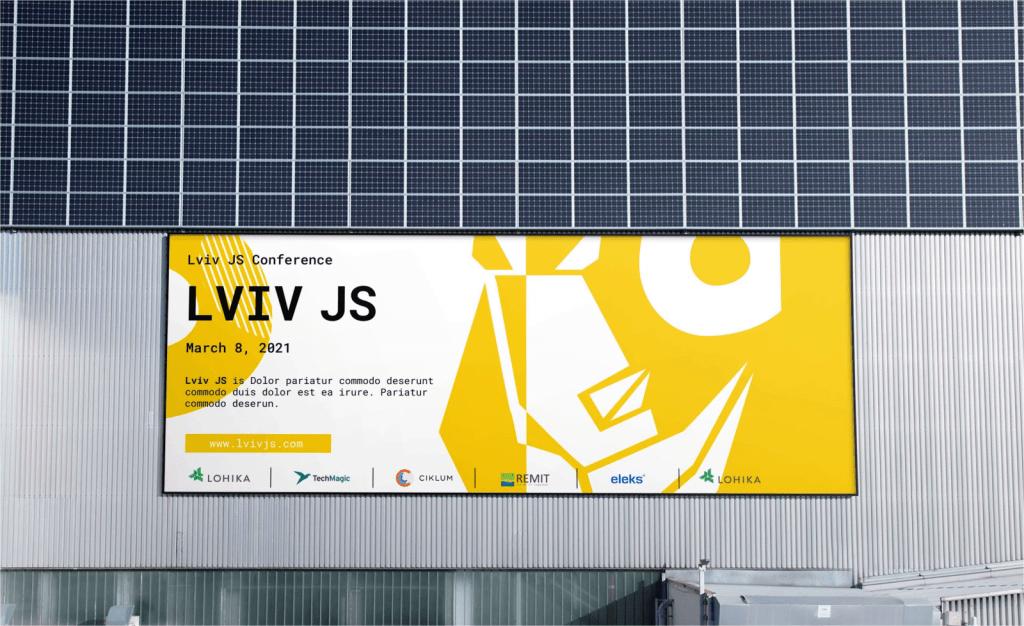 Pixetic billboard graphic design example