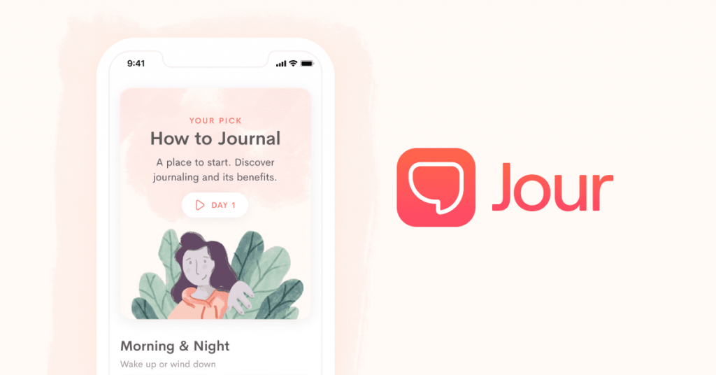 Journaling for Mindfulness App