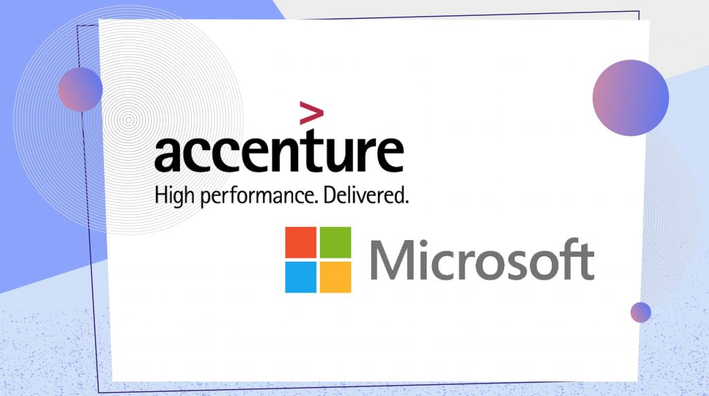 Microsoft and Accenture sustainable design